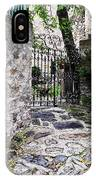 Medieval Garden IPhone Case