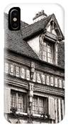 Medieval House IPhone Case