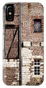 Medieval Houses In Albi France IPhone Case