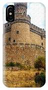 Medievel Castle IPhone Case