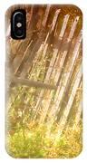 Meditation In Sunlight 2 IPhone Case