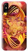 Meditative Energy IPhone Case