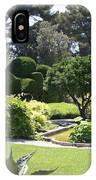 Mediterranean Garden - Cote D Azur IPhone Case