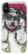 Medusa Looking Through IPhone Case