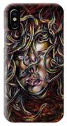 Medusa No. Three IPhone Case