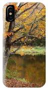 Meduxnekeag River 1 IPhone Case