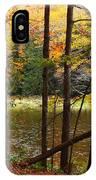Meduxnekeag River 4 IPhone Case