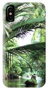 Mekong Delta Backwater 01 IPhone Case