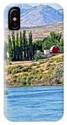 Melba Idaho IPhone Case