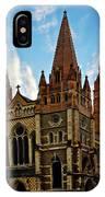 Melbourne Church IPhone Case