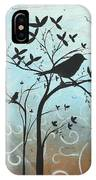 Melodic Dreams By Madart IPhone Case