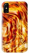 Melting Gold IPhone Case