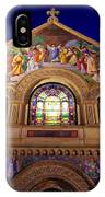 Memorial Church At Night IPhone Case