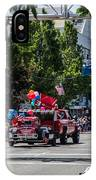 Memorial Day Parade In Grants Pass IPhone Case