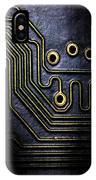 Memory Chip Number Two IPhone Case
