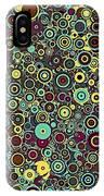 Memory Of Klimt IPhone Case