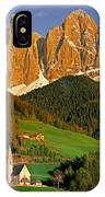 Men Of Stone IPhone Case