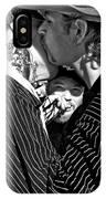 Menage A Trois IPhone Case