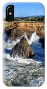 Mendocino Coast IPhone Case