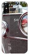 Mercedes 544k Grille IPhone Case