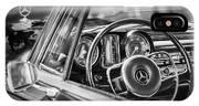 Mercedes-benz 250 Se Steering Wheel Emblem IPhone X Case