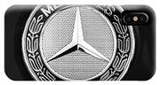 Mercedes-benz 6.3 Gullwing Emblem IPhone Case