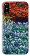 Merging Colors IPhone Case
