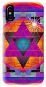Merkaba 2013 IPhone Case