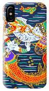 Mermaid And Beast  IPhone Case