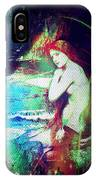 Mermaid Of The Tides IPhone Case