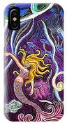 Mermaid Under The Sea IPhone Case