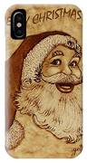 Merry Christmas 2 IPhone Case