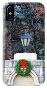 Merry Christmas From Boise Idaho IPhone Case