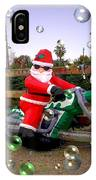 Merry Christmas  Seasons Greetings  Happy New Year IPhone Case