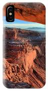 Mesa Arch Frame IPhone Case