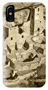 Mesa Verde National Park In Colorado IPhone Case