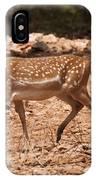 Mesopotamian Fallow Deer  IPhone Case