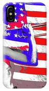 Mess Call Methodist  Service  At Camp Nathan Hale Southfields New York 1943-2014   IPhone Case