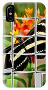 Messed Up Butterfly IPhone Case