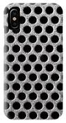 Metal Grill Dot Pattern IPhone Case
