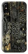 Metal Work IPhone Case