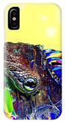 Metallic Dragon IPhone Case