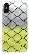 Metallic Wire Fence IPhone Case