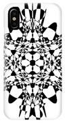 Metatron Cube A Version IPhone Case