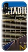 Metlife Stadium Super Bowl Xlviii Ny Nj IPhone Case