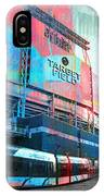 Metro Transit And Target Field  IPhone Case