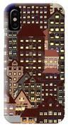 Metropolis Seven IPhone Case