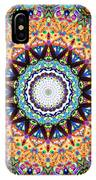 Mexican Ceramic Kaleidoscope IPhone Case
