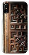 Mexican Door 64 IPhone Case