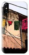 Mexican Street IPhone Case